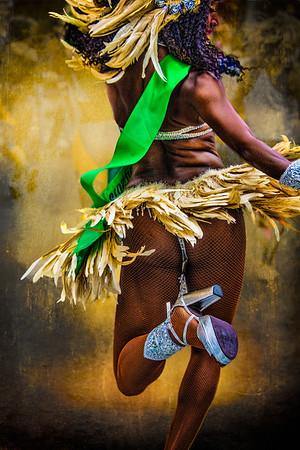 The Samba Dancer
