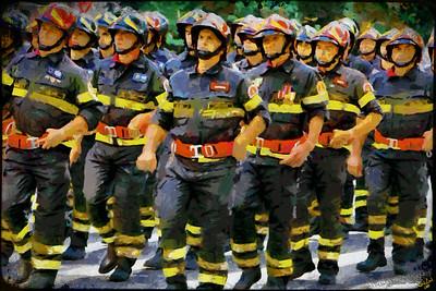 La Marcia dei Vigili del Fuoco  (The March of the Italian Firemen)
