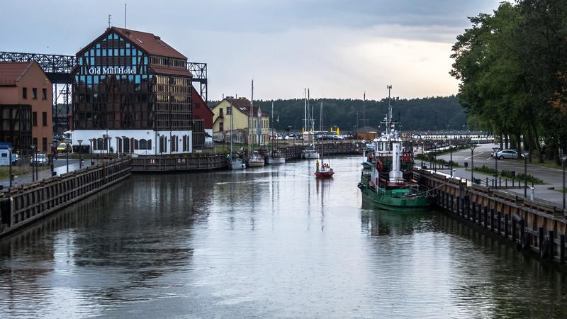 Old Harbor, Klaipėda