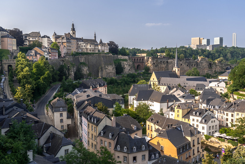 Down in the Valley, Luxembourg