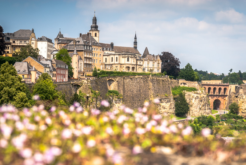 City of the Hills, Luxembourg