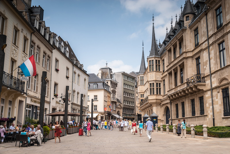 Walking Street, Luxembourg