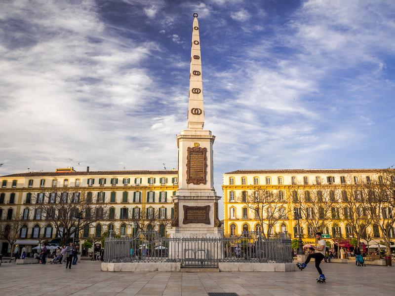 Plaza de la Merced, Málaga