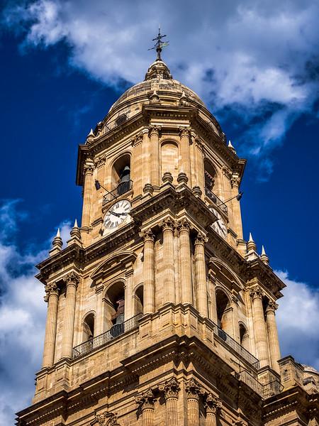 The Cathedral Tower, Málaga