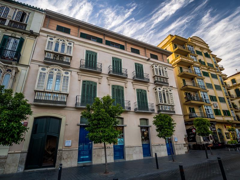 Picasso's Birthhouse, Málaga
