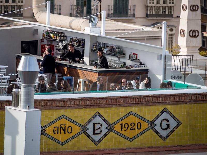 Año 1920, Málaga, Spain