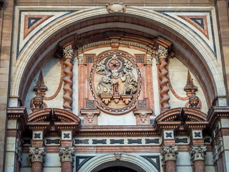Cathedral Relief, Málaga
