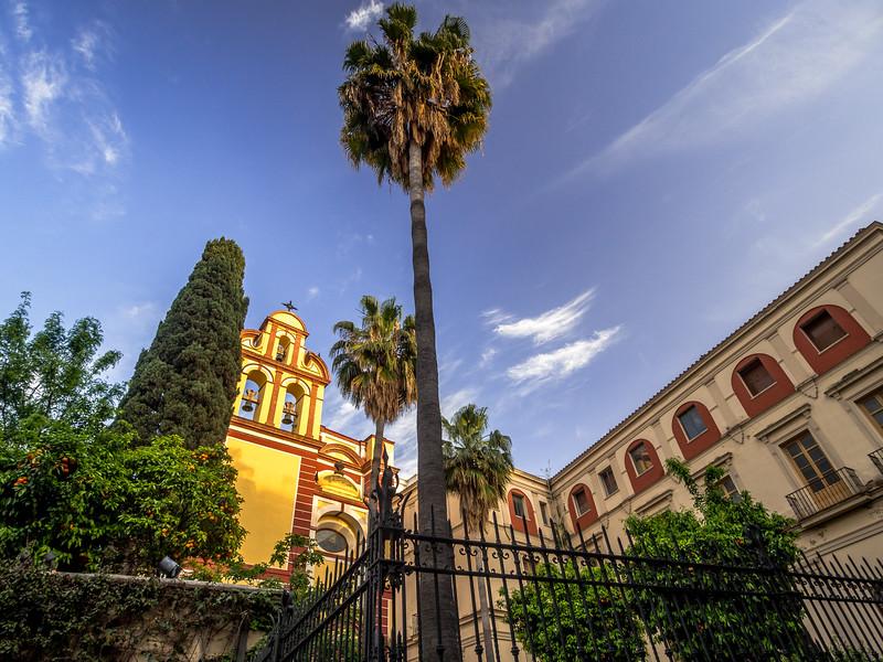 Iglesia de San Agustín, Málaga
