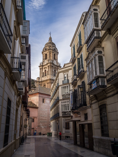 Morning Sidestreet, Málaga