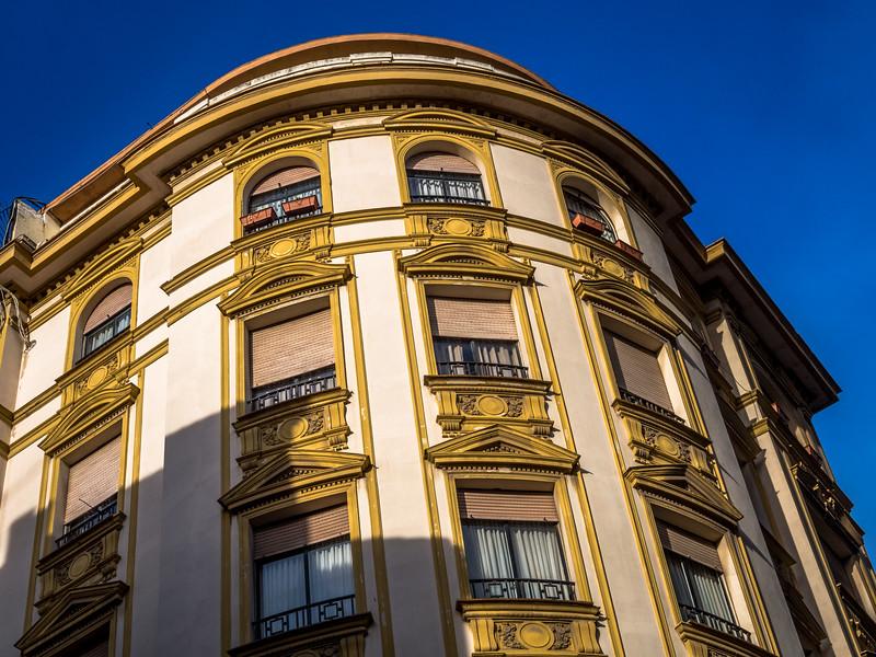 Morning Windows, Málaga