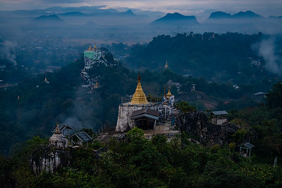 Loikaw, Kayah State, Myanmar, December 2018