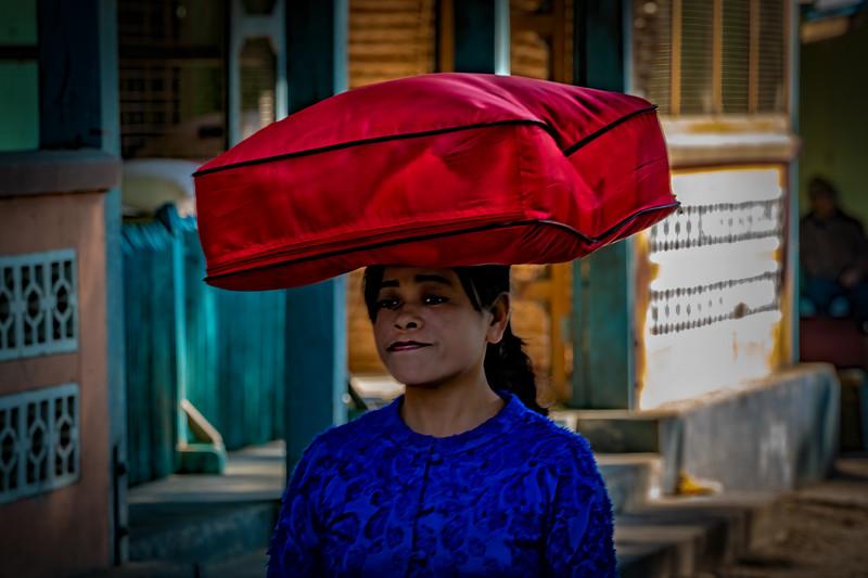 Mandalay, Myanmar, December 2018