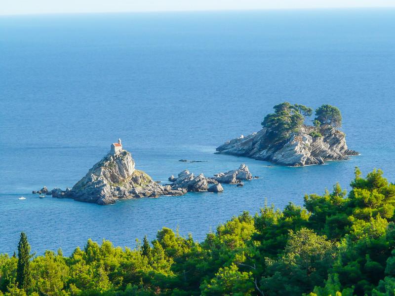 Rocky Islands, Montenegro