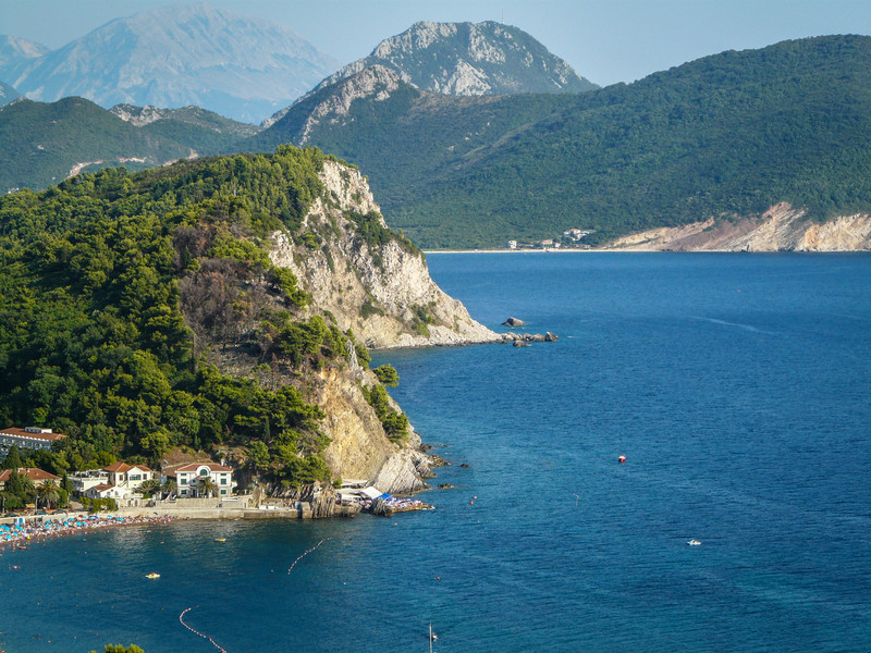 Rugged Coast, Montenegro