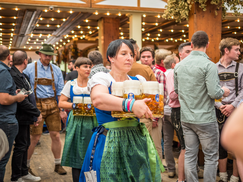 Oktoberfest Server, Munich