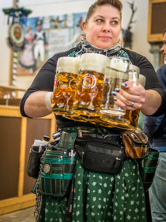 Bearing Arms, Oktoberfest, Munich