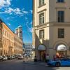 Fancy Porsche on the Street, Munich