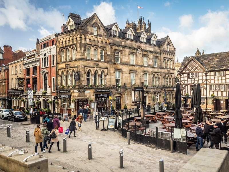 Ancient Houses of Manchester