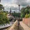 Along the River Dee, Chester, England