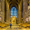 Altar of the Liverpool Cathedral