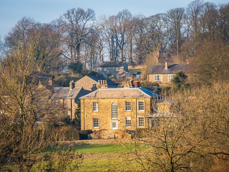 The House across the Fields, Downham