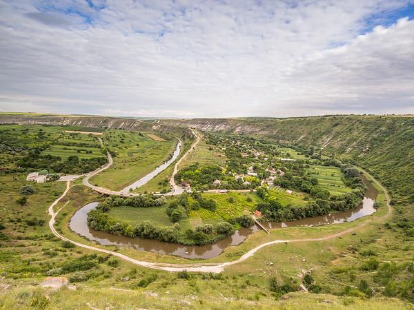 Valley of Orheiul Vechi, Moldova
