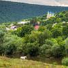 Village Scene, Trebujeni, Moldova