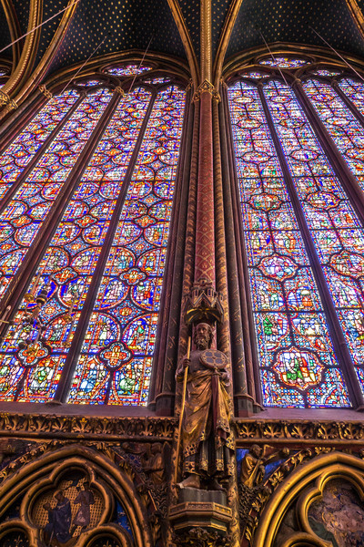 Sainte-Chapelle Sentinel, Paris