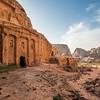 Fading Tomb, Petra
