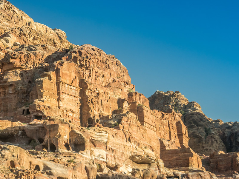 Tombs in the Rock, Petra