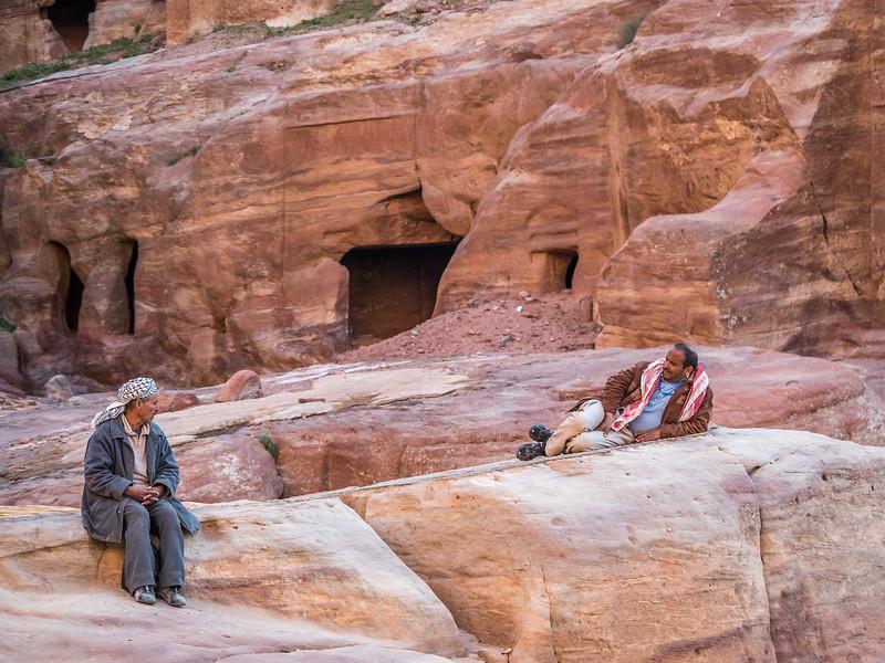 Rockside Chat, Petra