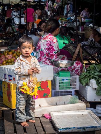 Market Boy, Phnom Penh