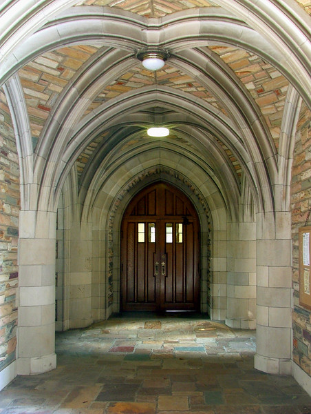 Hallowed Arches