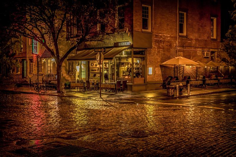 Rain On The Cobblestones