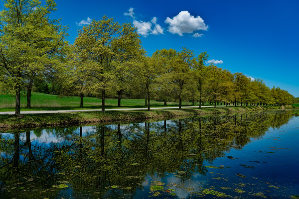 Reflections At Storm King