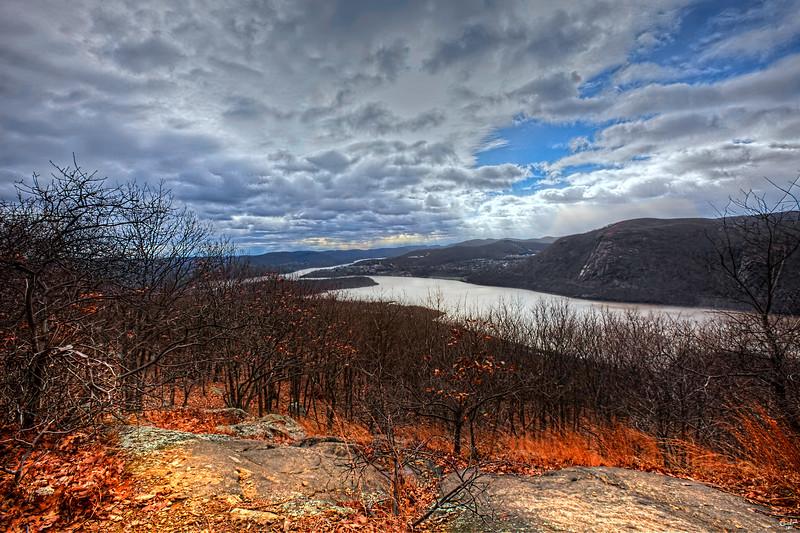 Hudson Valley Landscape, Cold Springs, New York