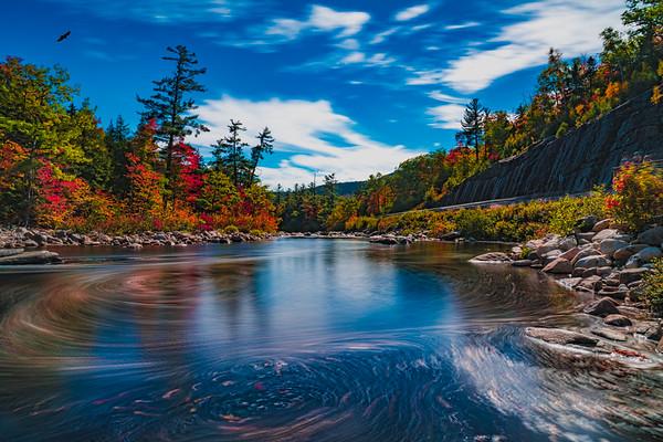 Swift River Swirls