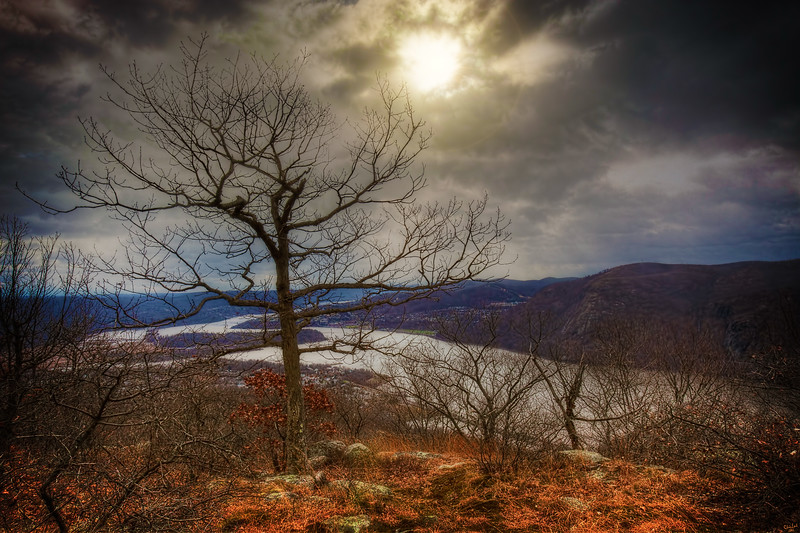 Up on The  Hudson Highlands, Cold Springs, New York