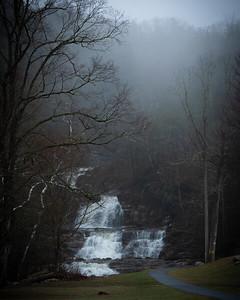 Kent Falls Waterfall