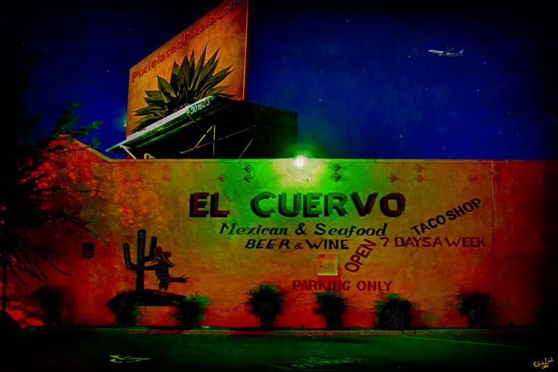 Border Town Eats, El Cuervo
