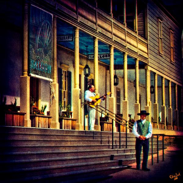 Saloon, An Old Town, San Diego Hangout