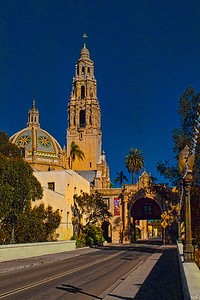 Museum Of Man, San Deigo, California