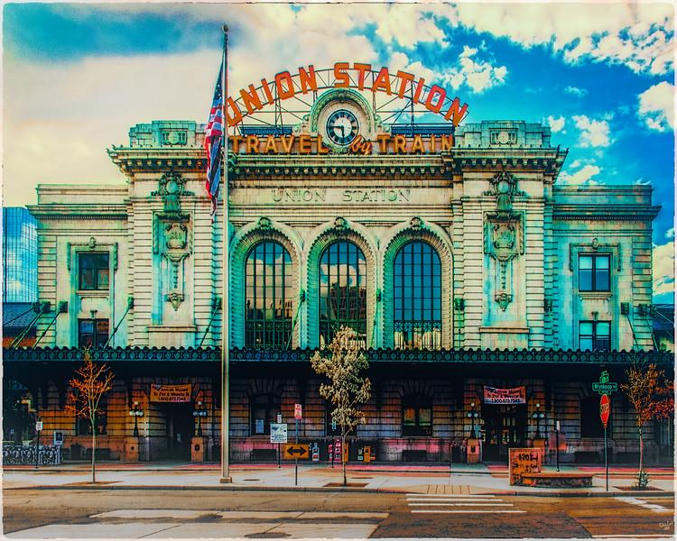 Union Station, Denver, Colorado,