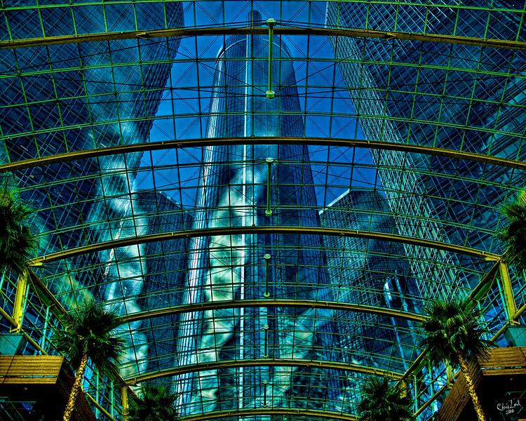 Detroit, The GM Building's Atrium