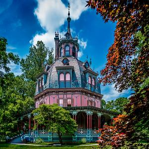 Octagonal Victorian