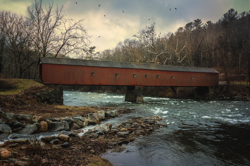 Cornwall Covered Bridge