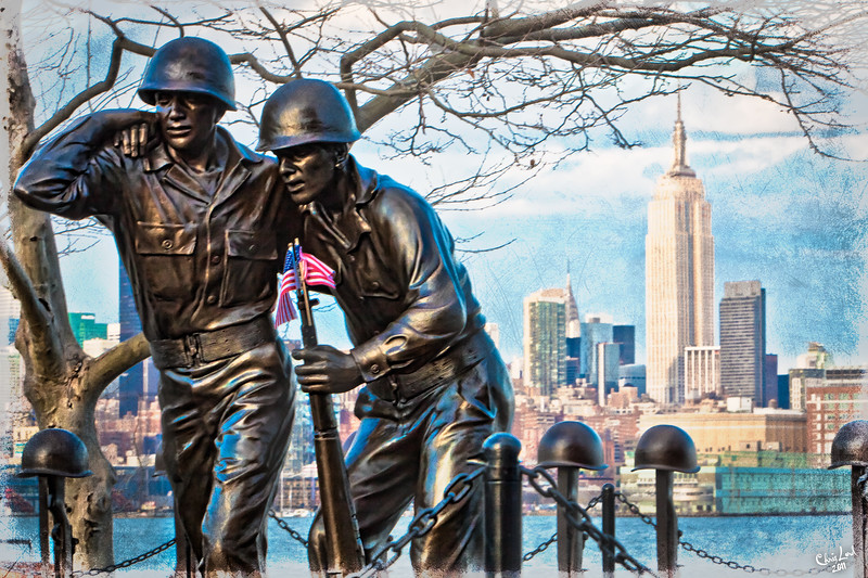 Hoboken Waterfront War Memorial