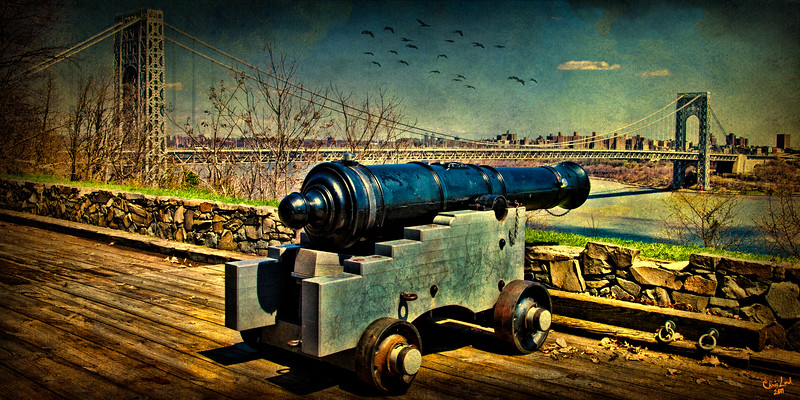 Fort Lee Canon