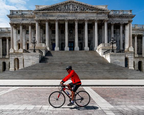 Capitol Cyclist