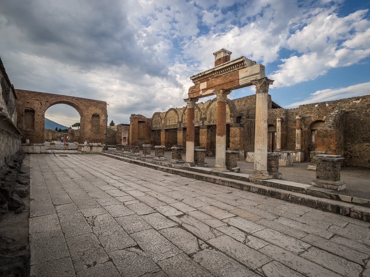 Downtown Pompeii